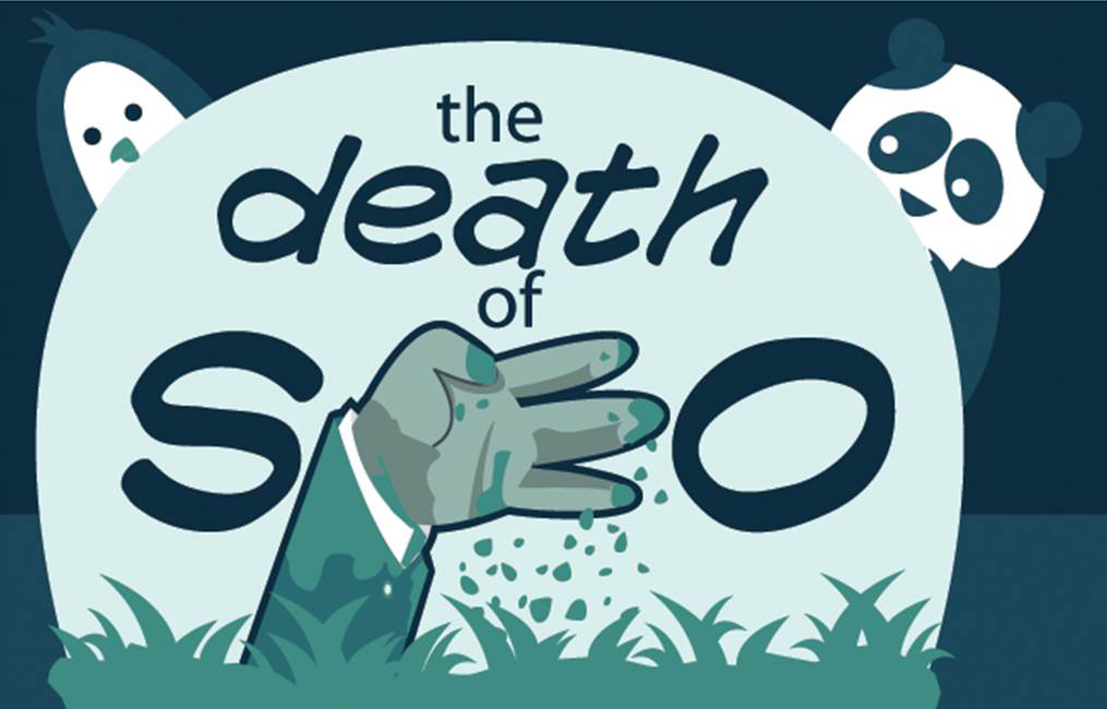 The Death of the SEO market